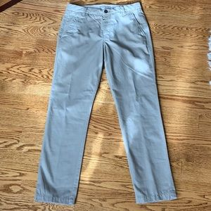 ALL SAINTS Men's  'Charge Chino' 30x30. Worn once!